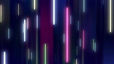 Glowing Lines 4K