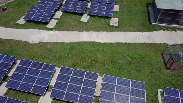 Thumbnail for solar panel plant