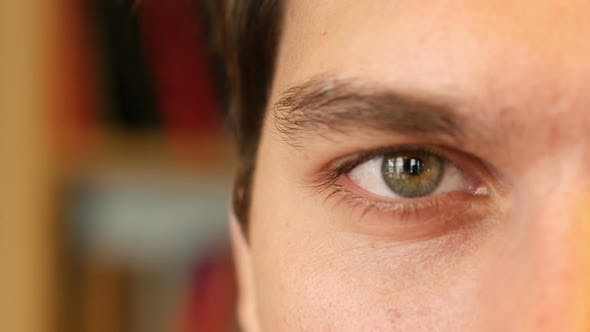 Thumbnail for Close Up of Man Eye