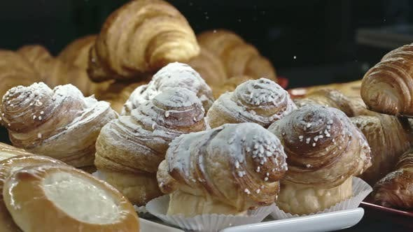 Thumbnail for Variety of Fresh Pastry