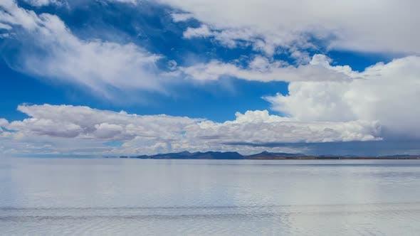 Thumbnail for Bolivian Salt Flat During Wet Season