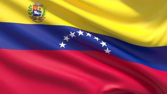 Thumbnail for Flag of Venezuela