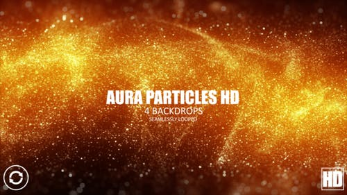 Aura Particles HD