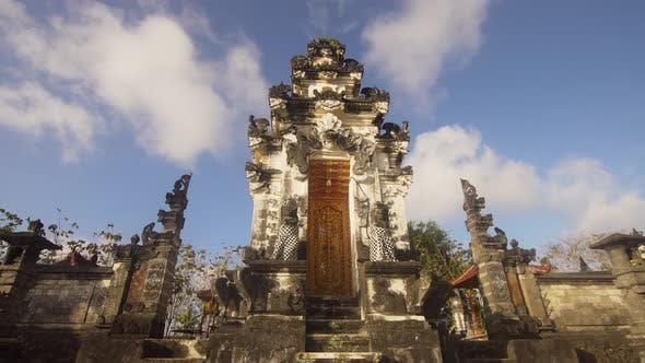 Thumbnail for Hindu Temple on the Island of Nusa Penida