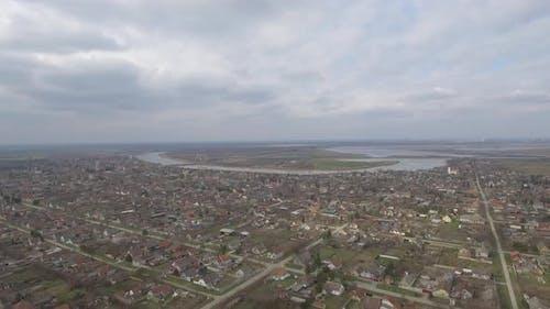 Village In Eastern Europe