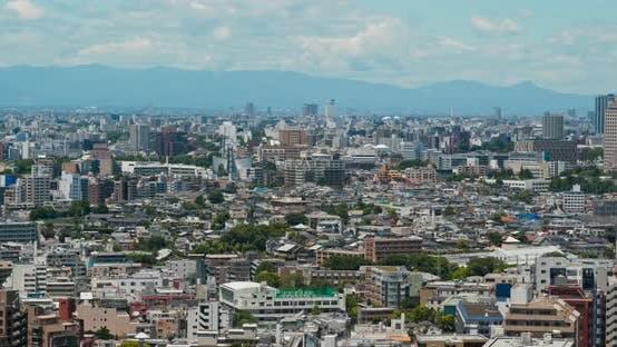 Thumbnail for Tokyo city skyline