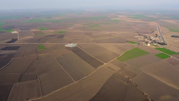 Thumbnail for Vast Aluvial Plain and Fields