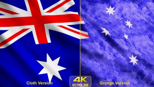 Thumbnail for Australia Flags