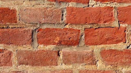 The Wall is Brick