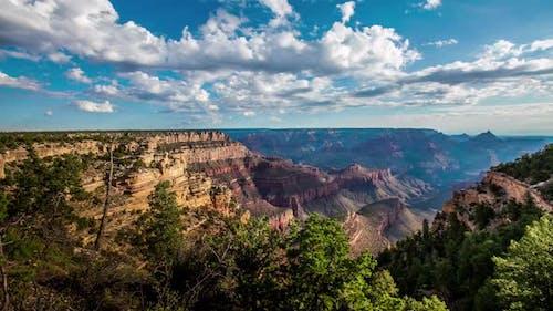 Grand Canyon Landschaft Zeitraffer