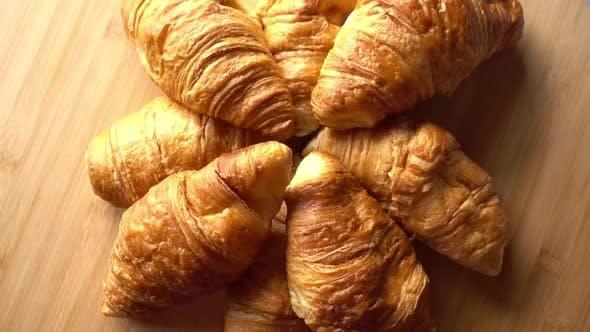 Thumbnail for Crispy Croissants