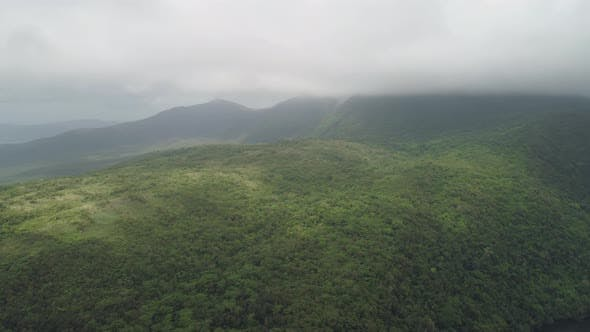 Thumbnail for Mountain Landscape in the Philippines