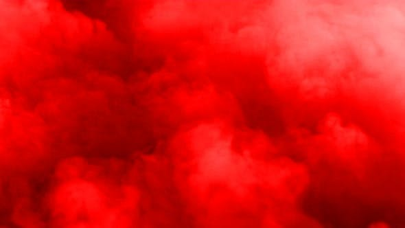 Bloody Clouds Dusk