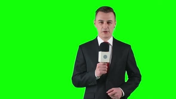 Broadcast Journalist