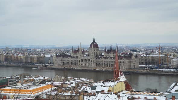 Thumbnail for Hungarian Parliament Building  Budapest