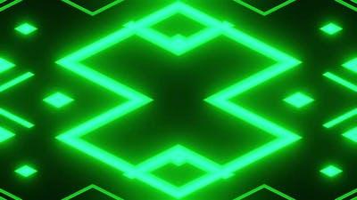 Green Party Symbolic Vj Loop 4K