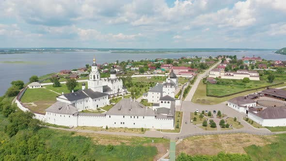 Thumbnail for Assumption Cathedral and Monastery of the Town-island of Sviyazhsk
