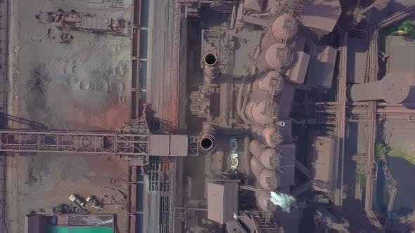 Thumbnail for Aerial View. Old Factory