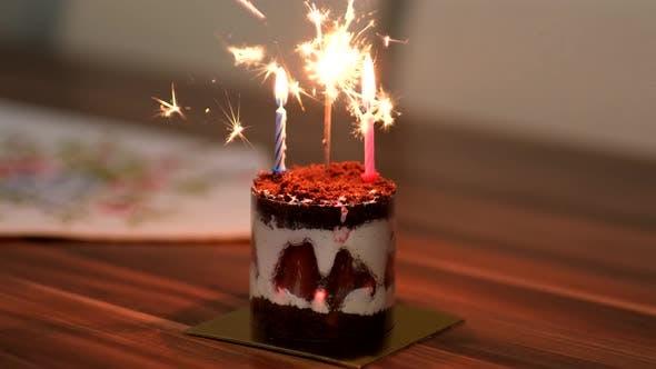 Thumbnail for Confetti and Festive Dessert
