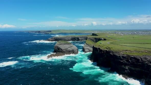 Thumbnail for Seascape along the wild Atlantic way