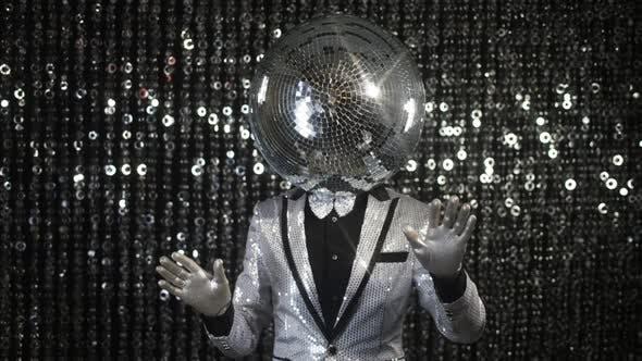 Thumbnail for Disco Herr Discoball Party Musik Club Unterhaltung