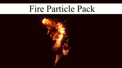 Fire Particle Pack