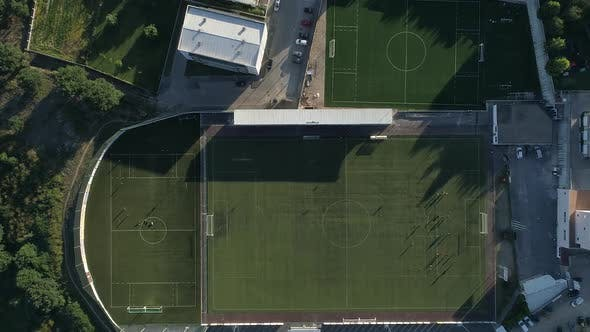 Thumbnail for Football Fields