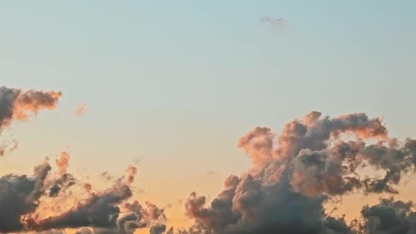 Clouds Timelapse (2.7K)