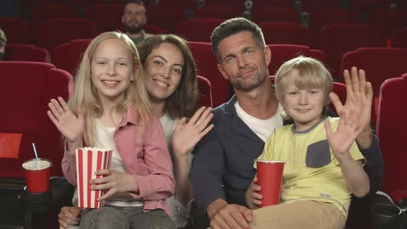 Thumbnail for Portrait of Family in the Cinema