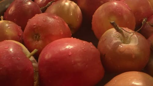 Red Juicy And Healthy Fruit Apple 3