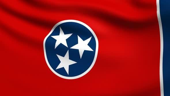 Tennessee Flag 4K
