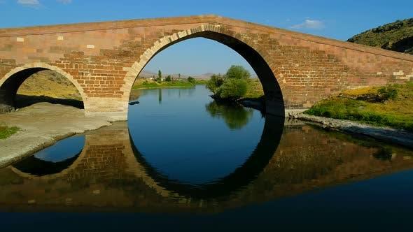 Thumbnail for Historic Stone Bridge In Nature