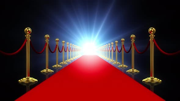 Red Carpet Tunnel