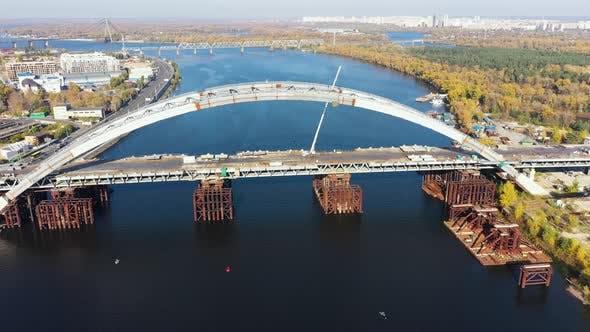 Thumbnail for Bridge in a Big City
