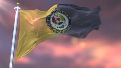 Allentown Flag, United States