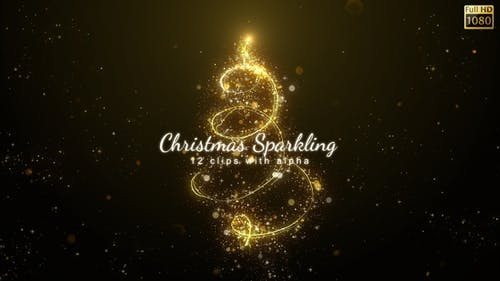 Christmas Particle