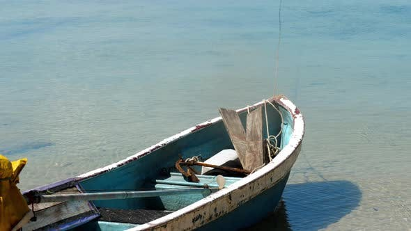 Thumbnail for Longtail Fisher Boats on Beach