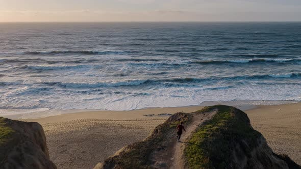 Running On The Cliff