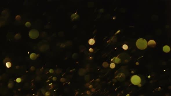 Realistic Glitter Fall Dust