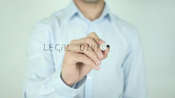 Legal Division, Writing On Screen