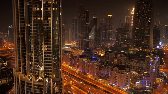 Thumbnail for Corporate Real Estate High Rise Buildings in Business District