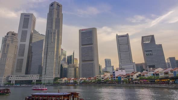 Thumbnail for Chinese Cafes and Skyscrapers of Singapore