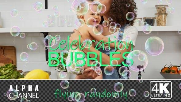 Thumbnail for Birthday Celebration - Soap Bubbles