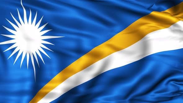 Thumbnail for Marshall Islands Flag