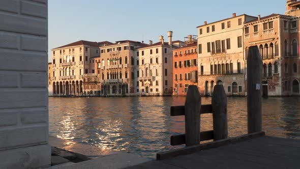 Thumbnail for Berth Near the Canal in Venice
