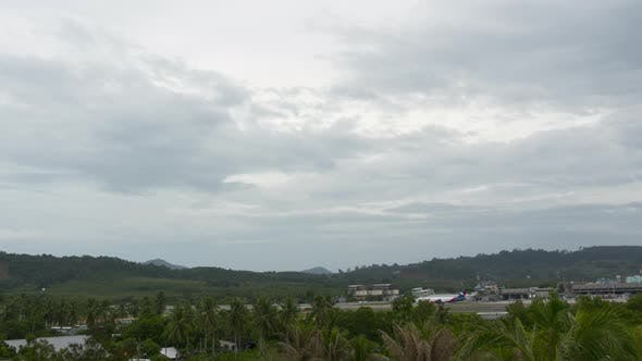 Thumbnail for Phuket International Airport, Timelapse