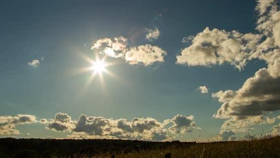 Thumbnail for Sunset Timelapse Over Clean Horizon