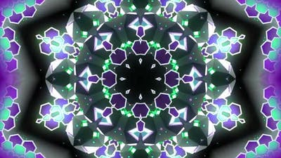 Glow Kaleidoscopic