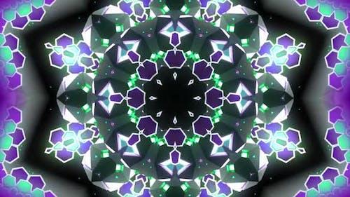 Glow Kaleidoscopic