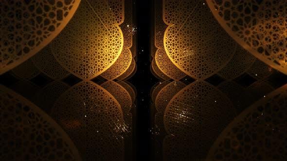 Ramadan Kareem Pattern 01 4K